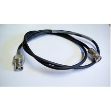 RACAL YEOMAN RADIO TO RF CENTRE JUNCTION ADAPTOR CABLE C TO BNC